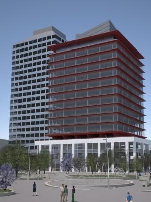 GARCIA FAURA A La Nova Torre Del Complex Porta Firal