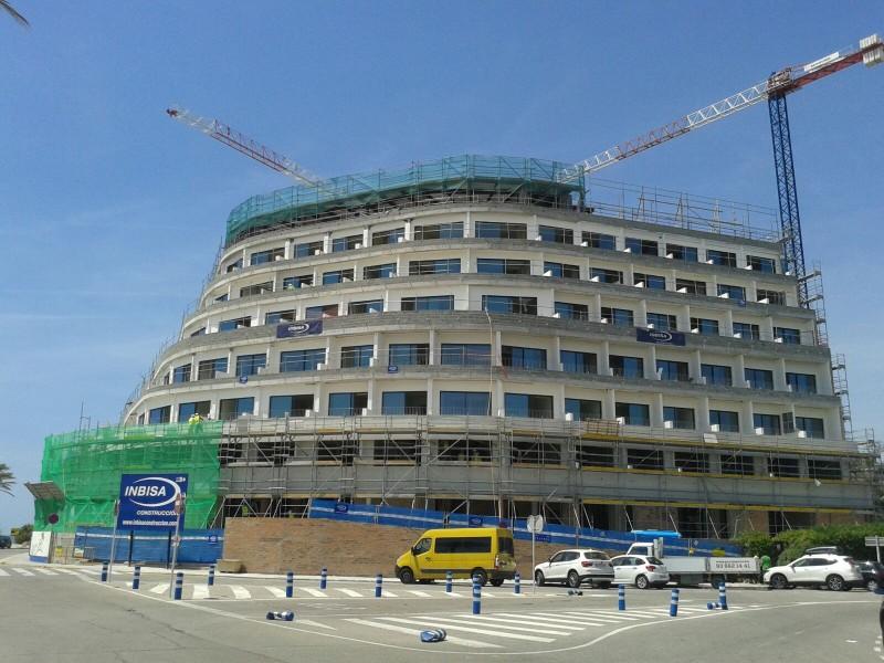Rehabilitació De L'Hotel Terramar De Sitges