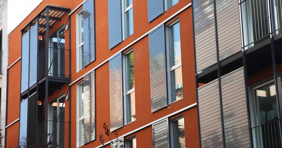 Tancaments D'alumini I Vidre Per A 39 Habitatges