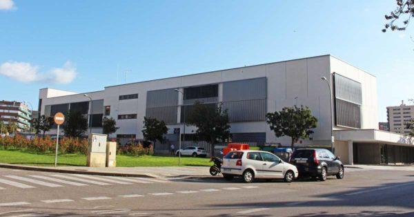Cerramientos Para Este Nuevo Centro Educativo De Terrassa