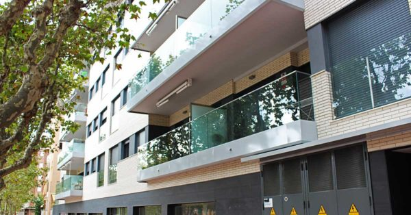Enclosures For The Arenys De Mar Housing Development