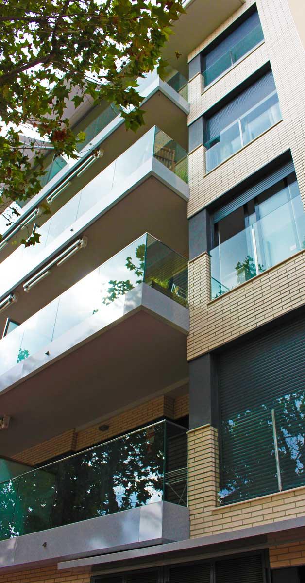 Tancaments Per A Promoció D'habitatges A Arenys De Mar
