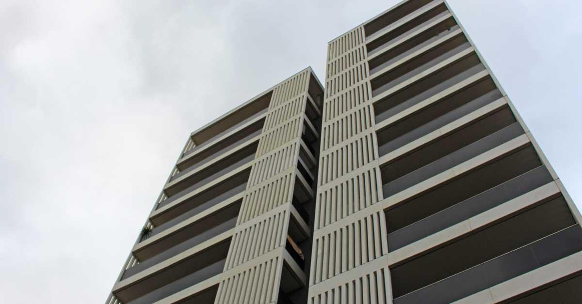 Tancaments Per A 51 Habitatges A Sant Feliu De Llobregat
