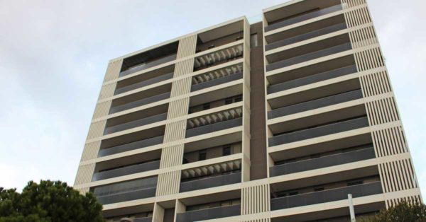 Enclosures For 51 Residences In Sant Feliu De Llobregat