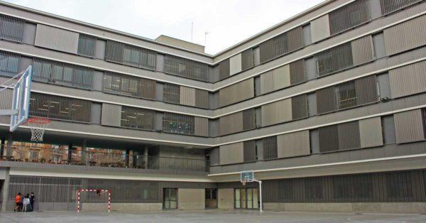 Cerramientos Para El Nuevo Centro De Educación Secundaria De Barcelona.