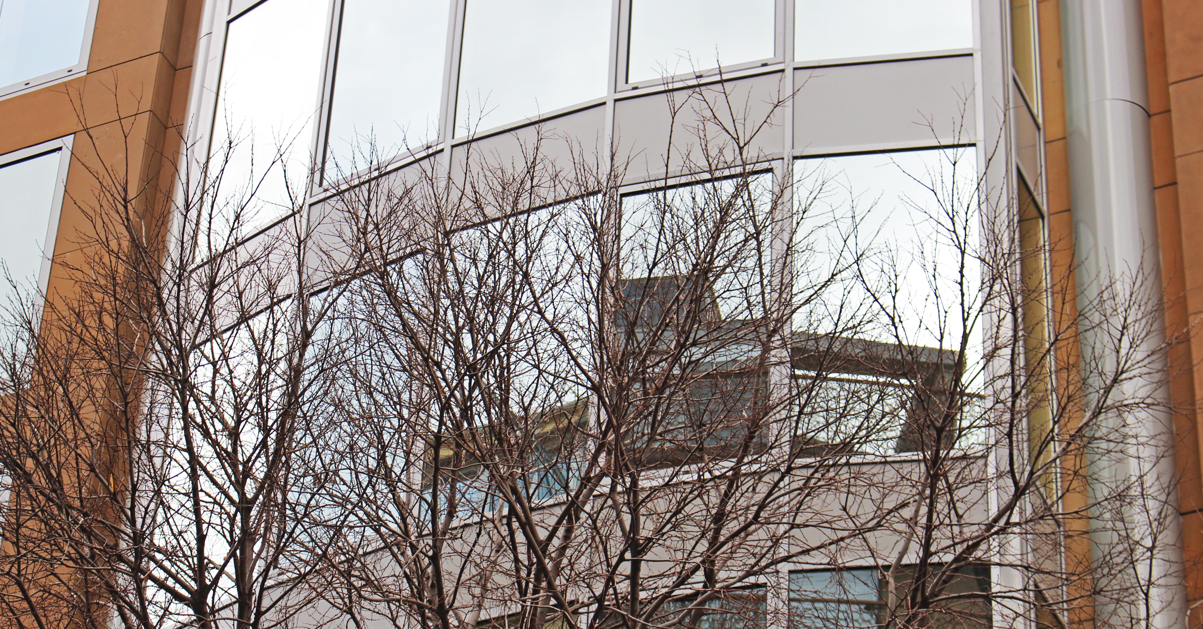Tancaments I Façana Per A Aquest Edifici D'oficines De La Immobiliària Alting.