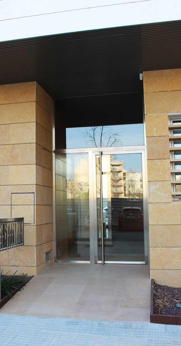 Tancaments En Promoció Residencial A Sant Feliu De Llobregat