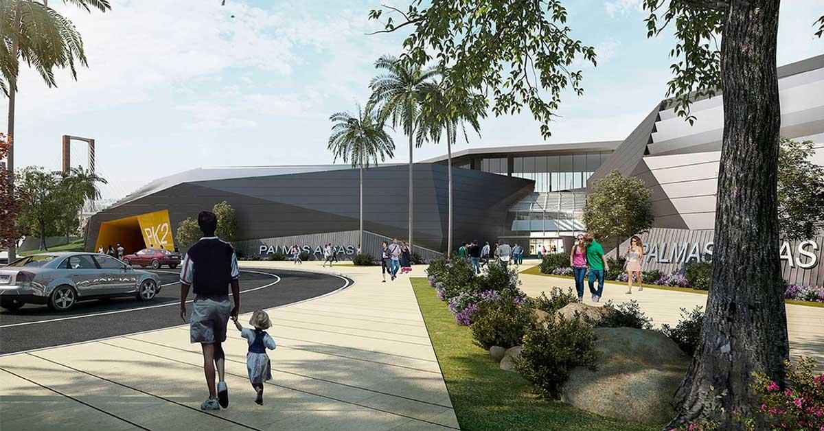 Trabajos En El Centro Comercial Más Grande De Andalucía