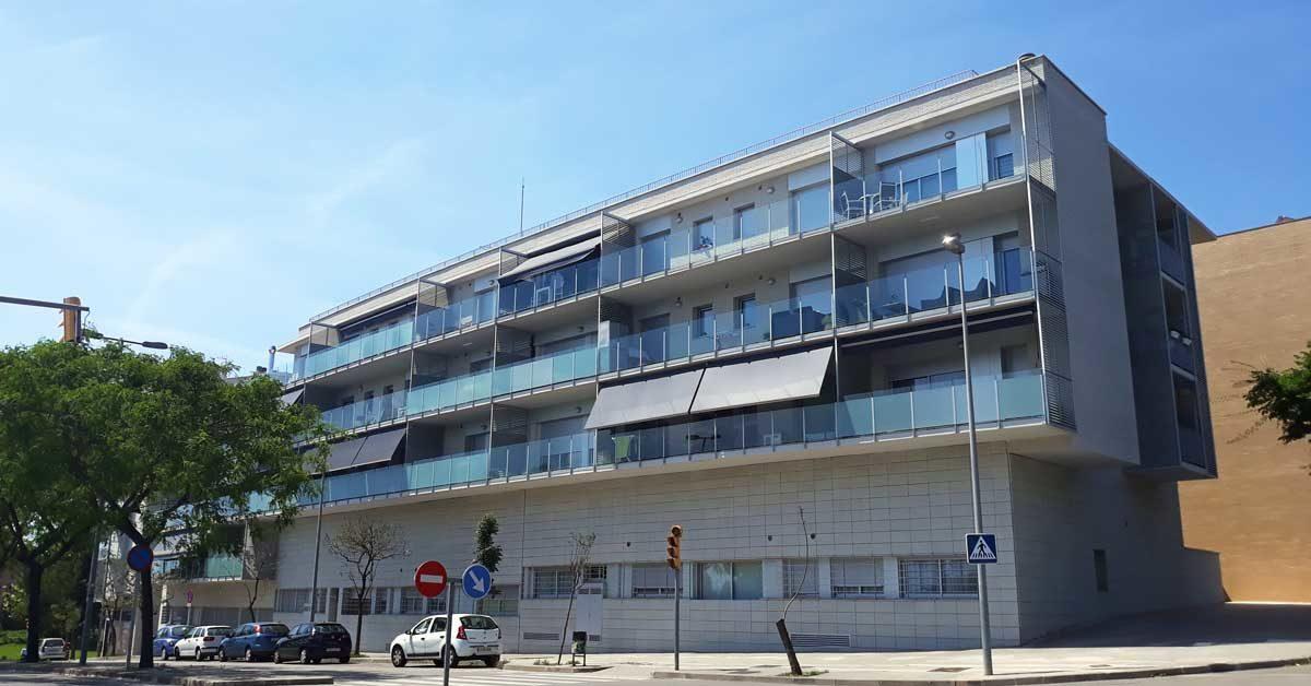 Fermetures En Aluminium Et Verre Associés à Des Promotions à Sant Boi De Llobregat