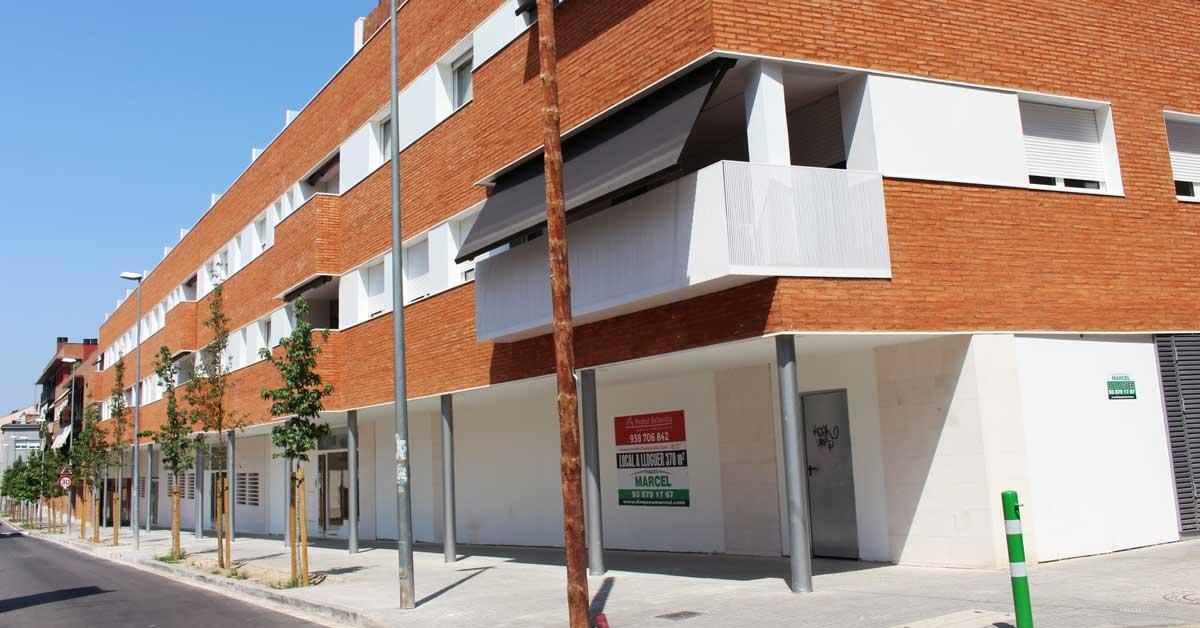 Tancaments Per A Edifici Residencial A Granollers