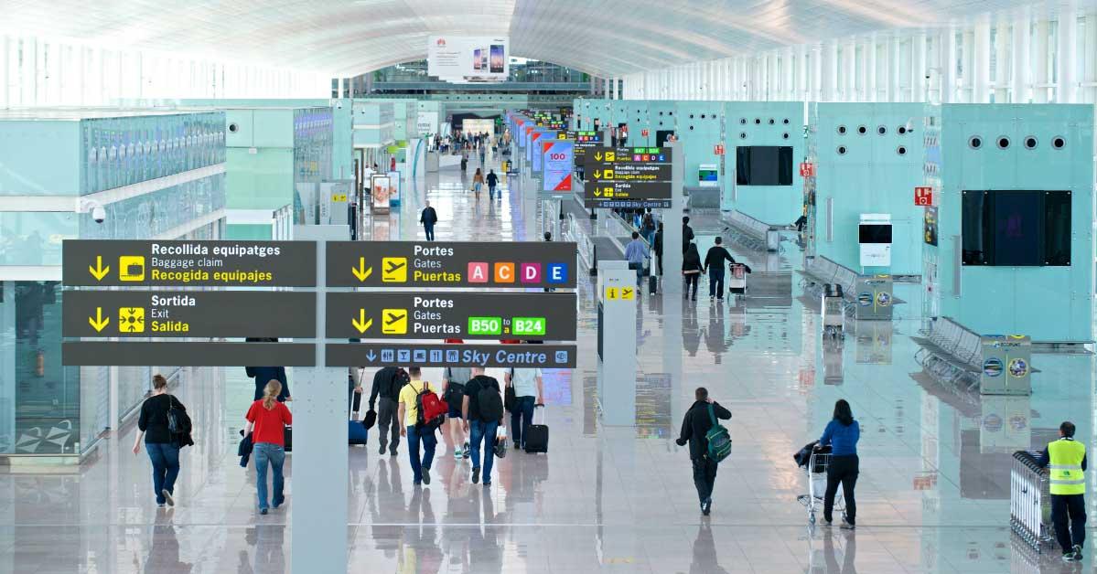 Mur Cortina I Tancaments Per A La Rehabilitació I Ampliació Del Dic Sud De L'Aeroport De Barcelona-El Prat