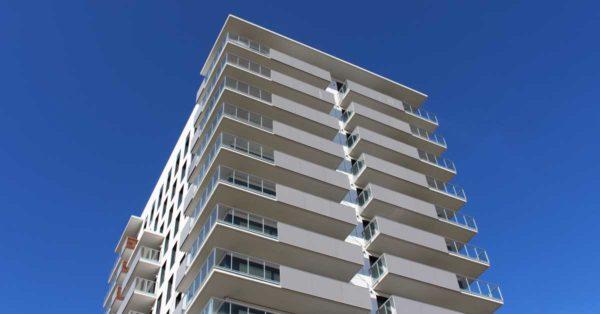 Development Of Facades And Aluminum Enclosures For A Tower Of 55 Newly Built Homes In L'Hospitalet De Llobregat (Barcelona).