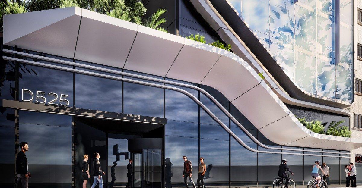 Desenvolupament de solucions de façana i tancaments per a rehabilitació integral d'edifici d'oficines a l'avinguda Diagonal de Barcelona.