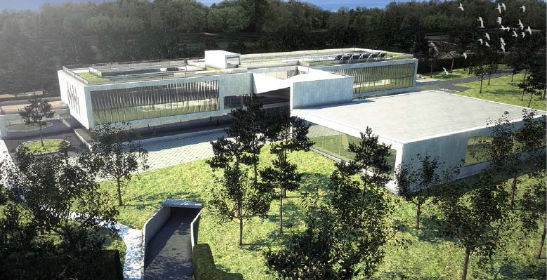 Fachadas, Muros Cortina Y Doble Piel Para El Nuevo Edificio De Educación Que IESE Proyecta En La Capital Española.
