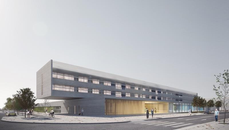 La Contribution De GARCIA FAURA à L'expansion Attendue De L'hôpital De Viladecans