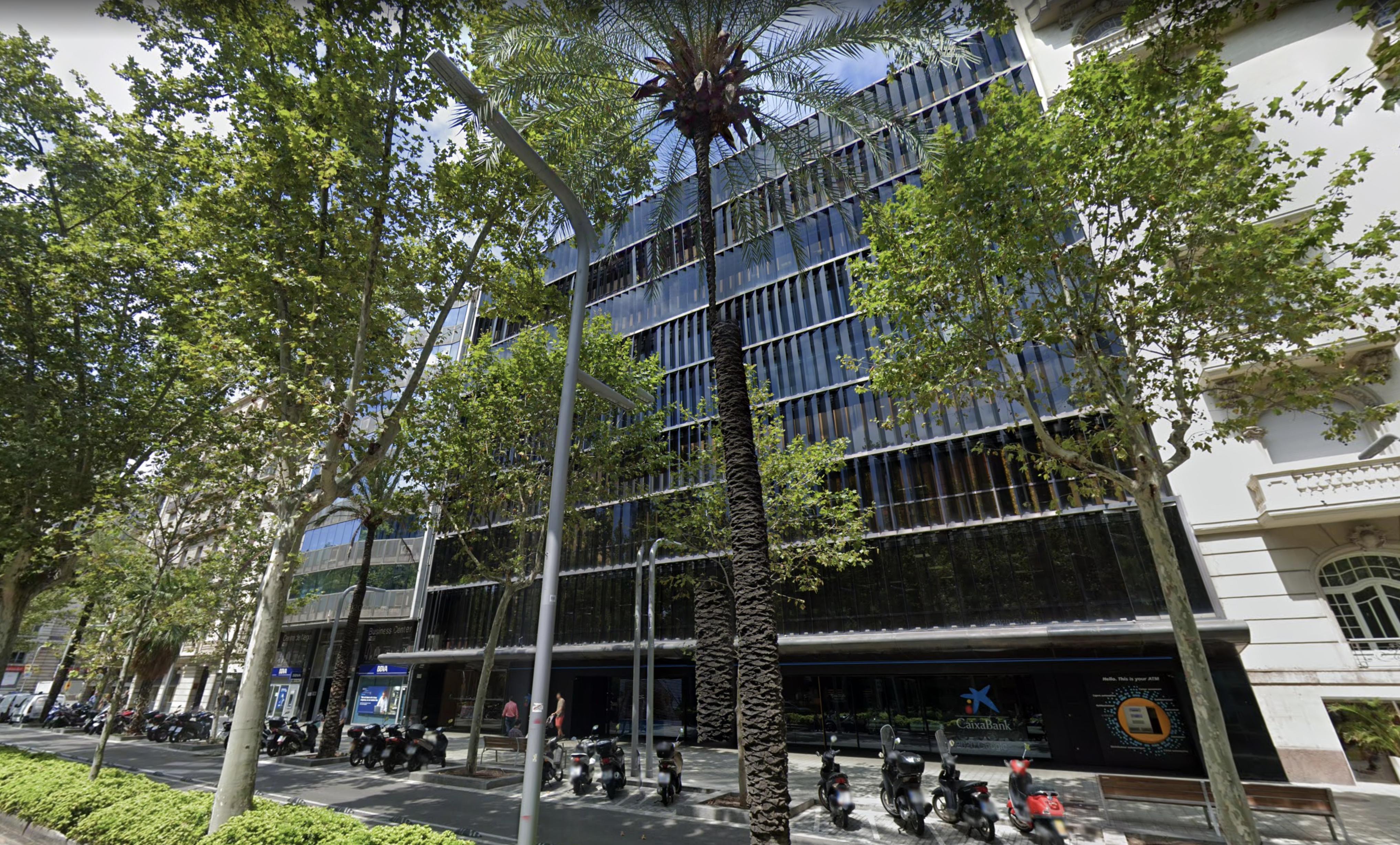 Edificio De Oficinas Diagonal 532