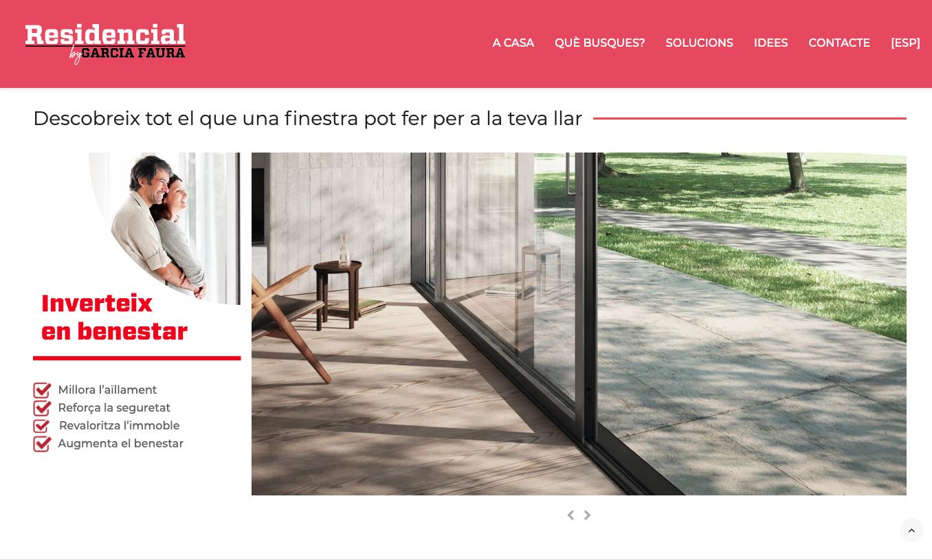 Garcia Faura Finestresdecasa.com